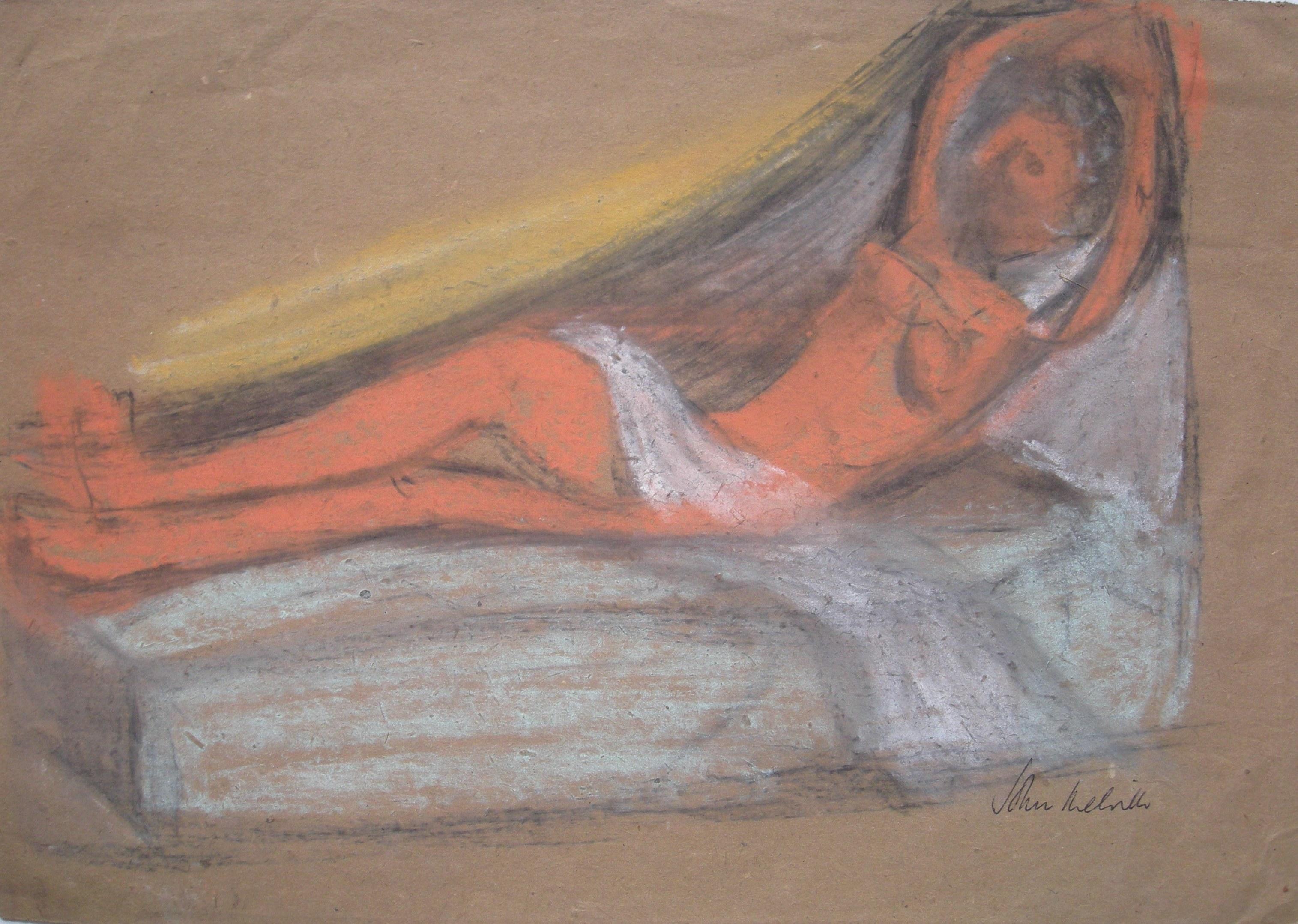 John Melville - untitled