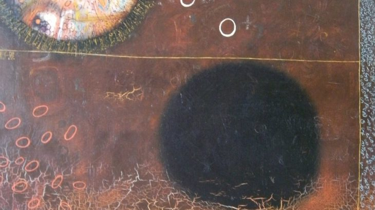 Christopher Sturgess-Lief- The Moon of Thoth with Black Hole