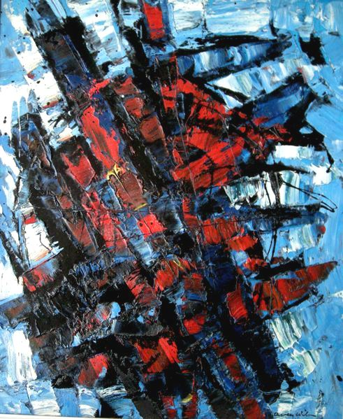 Frank Avray Wilson - untitled