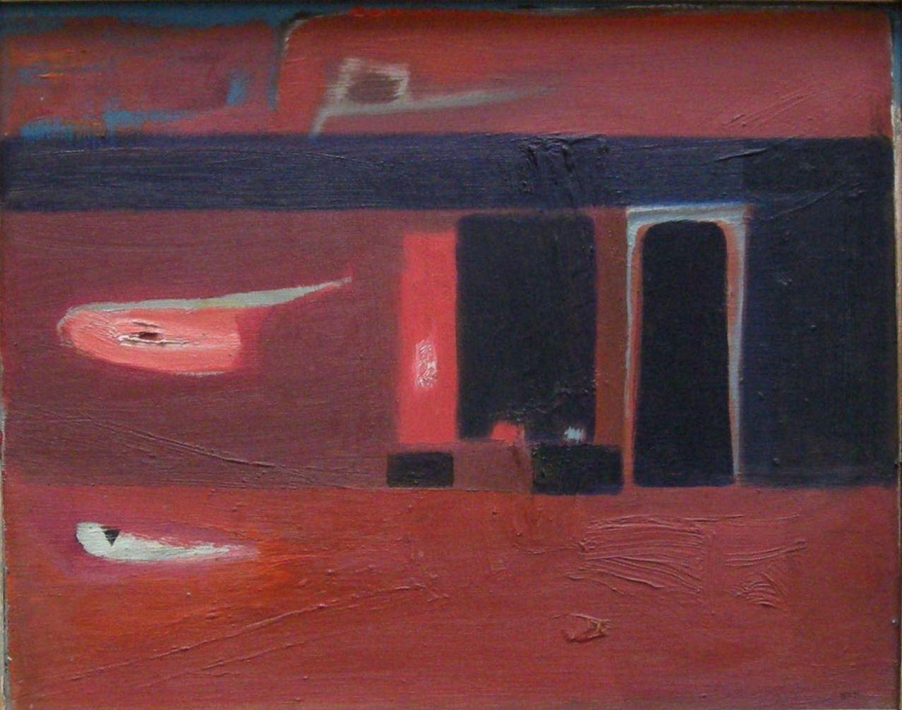 Oswell Blakeston - The Harbour
