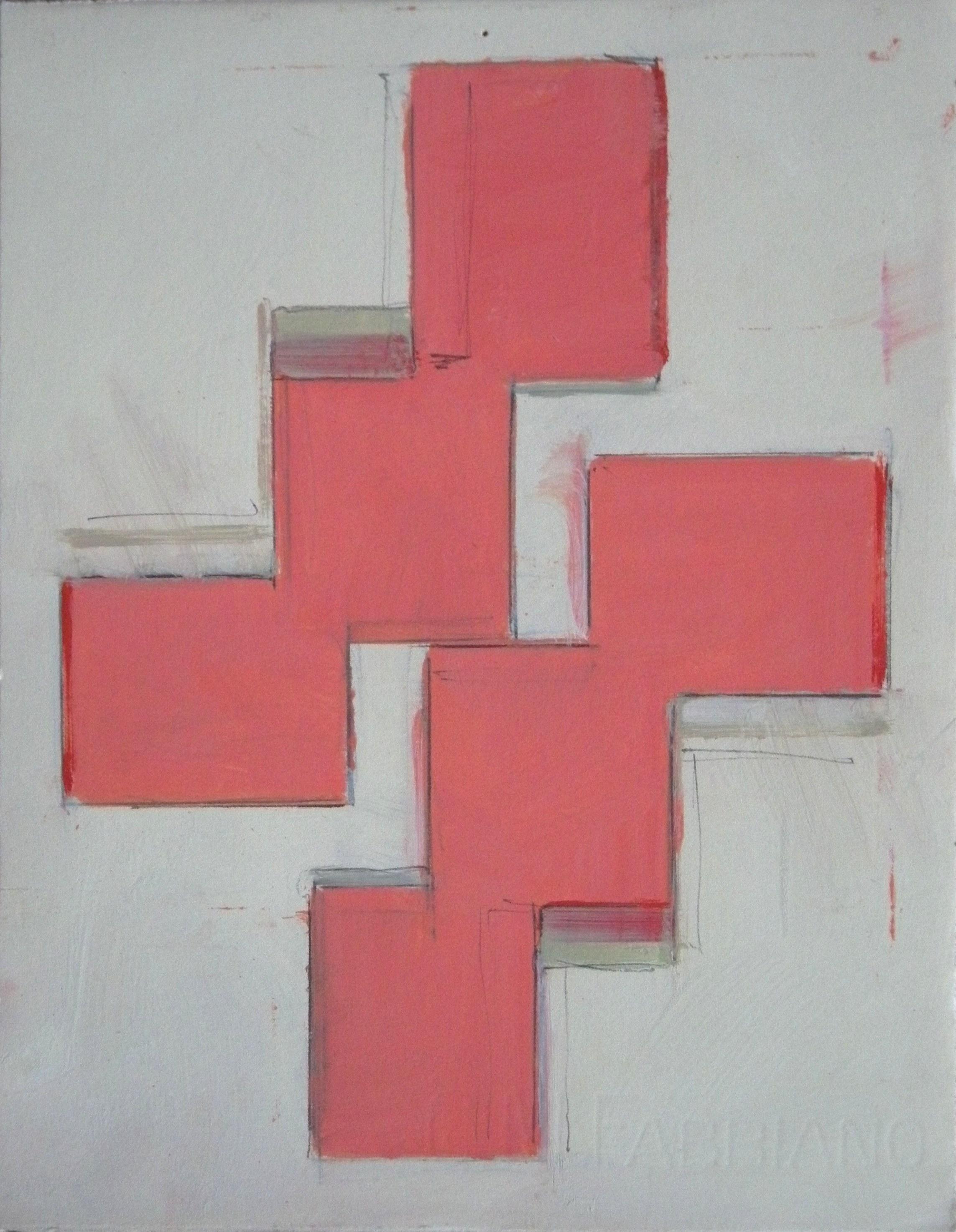 Roberto Caracciolo - study for Illuminata IV