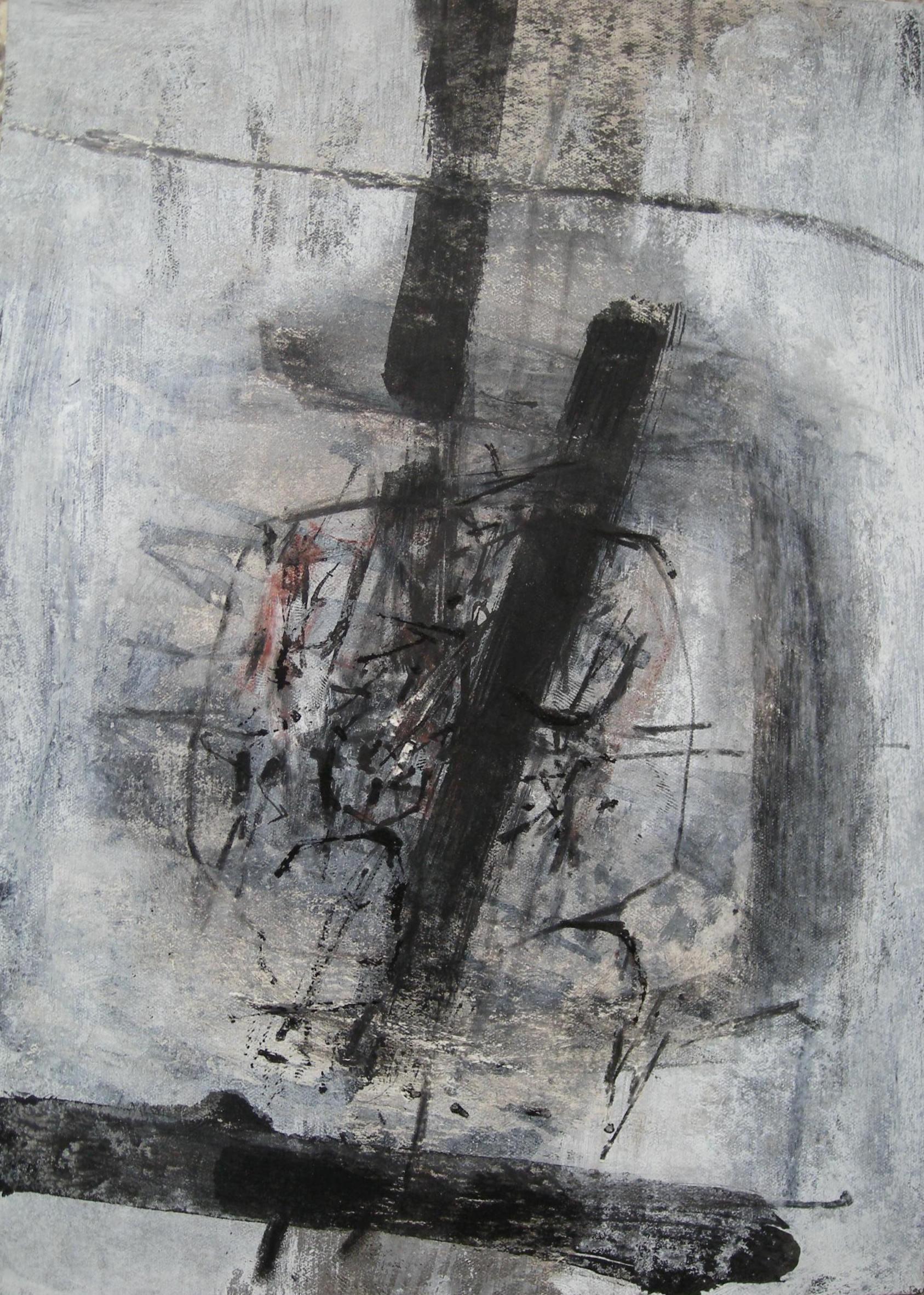 Karl Friedrich Dahmen - abstract
