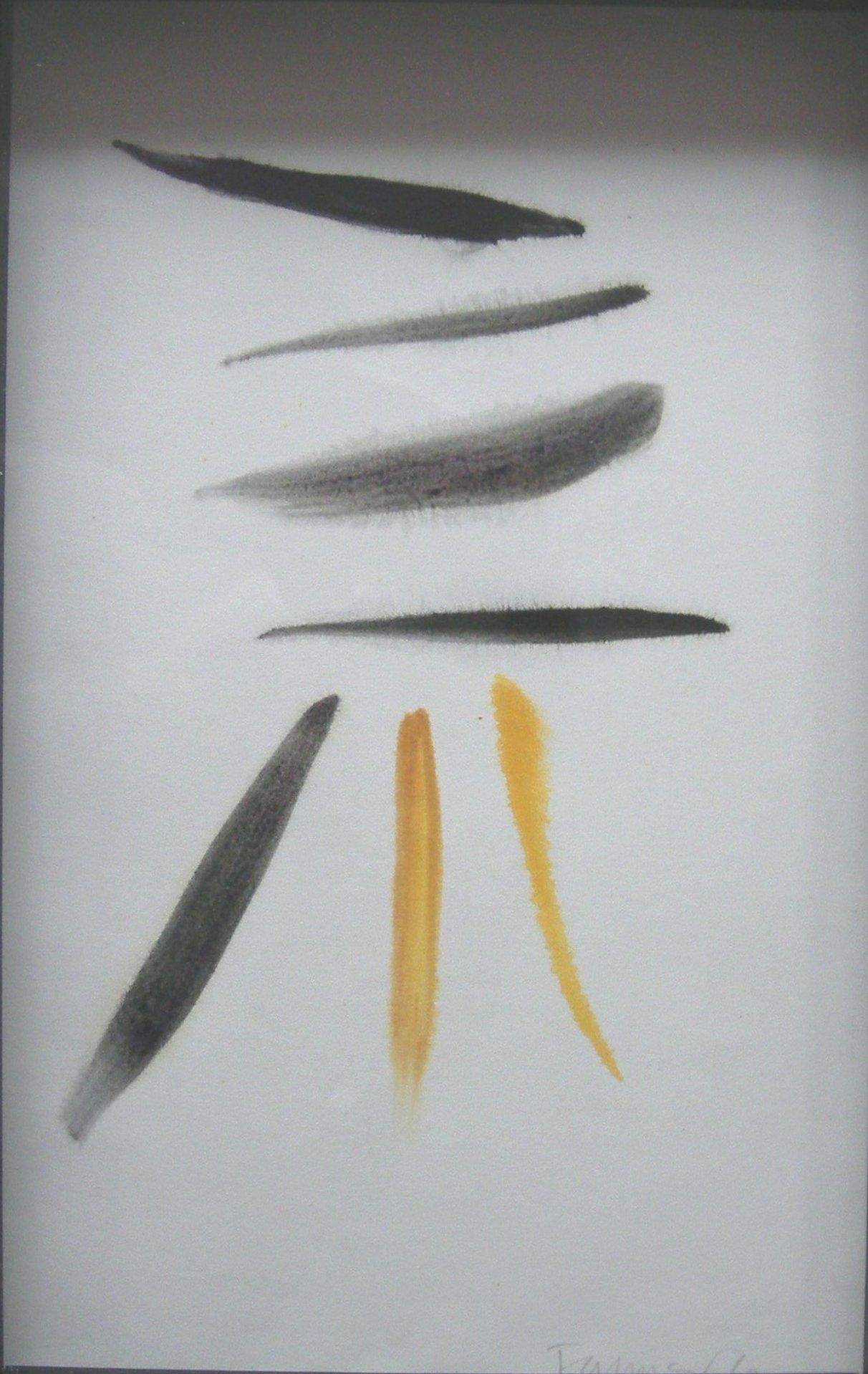 Bernard Farmer - abstract '63
