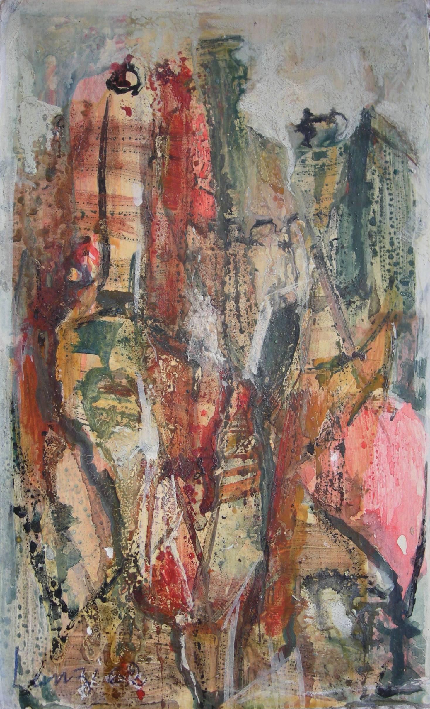 Francois Lanzi - Abstract 1962