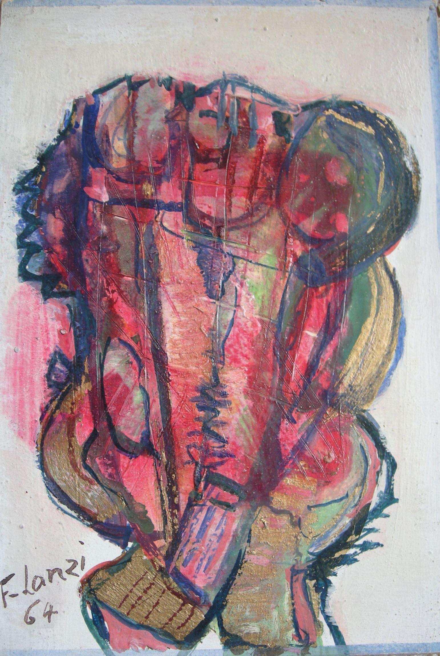 Francois Lanzi - Abstract 1964