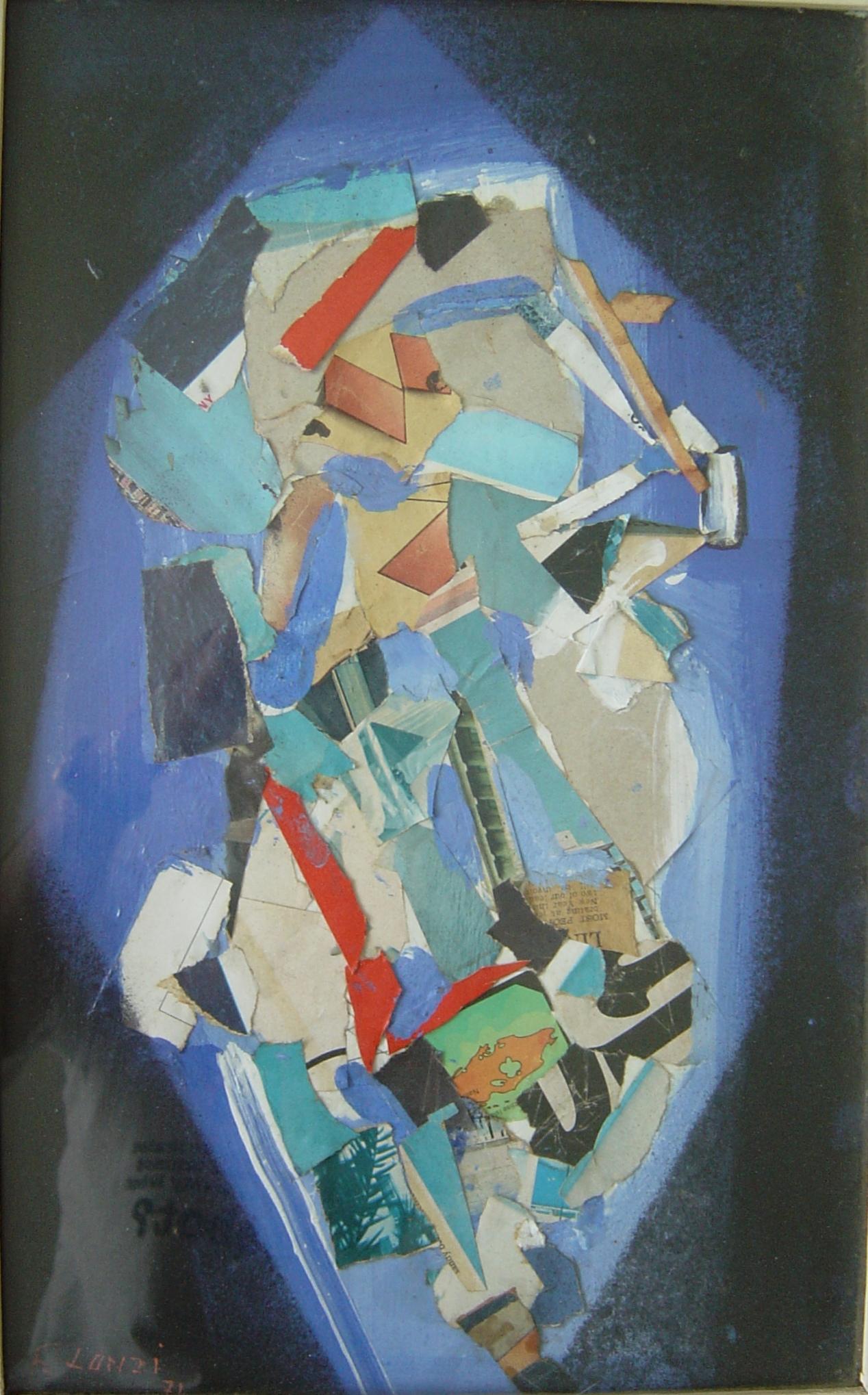 Francois Lanzi - Into the Blue