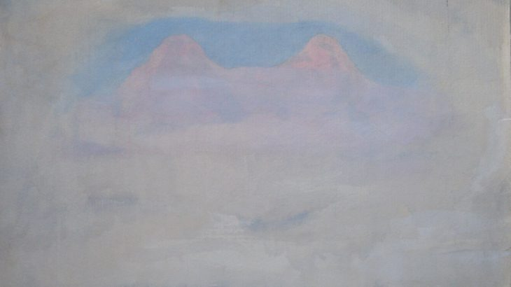 Rudolf Sauter - Cloud formation