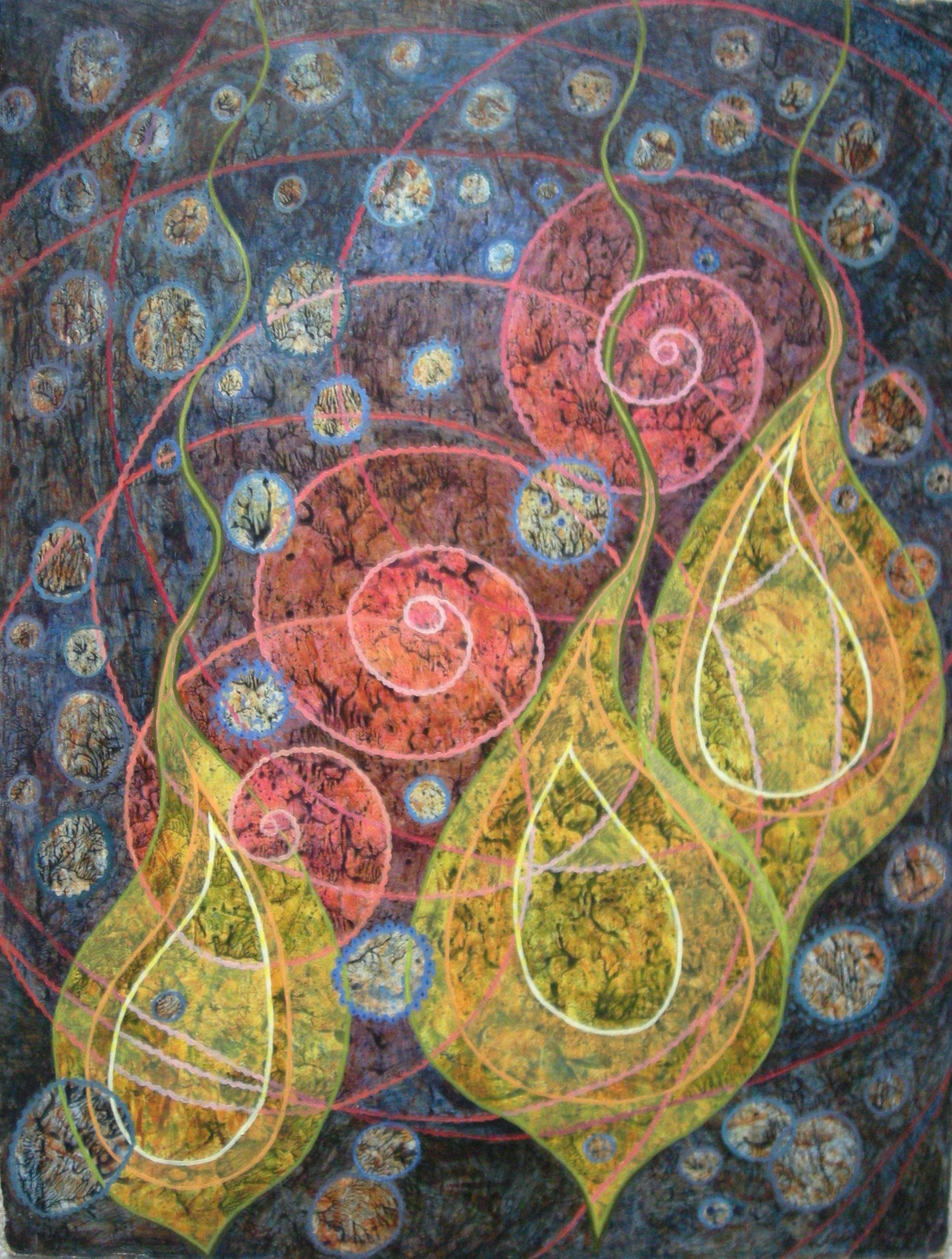 Elvic Steele - Three Modes of Growth