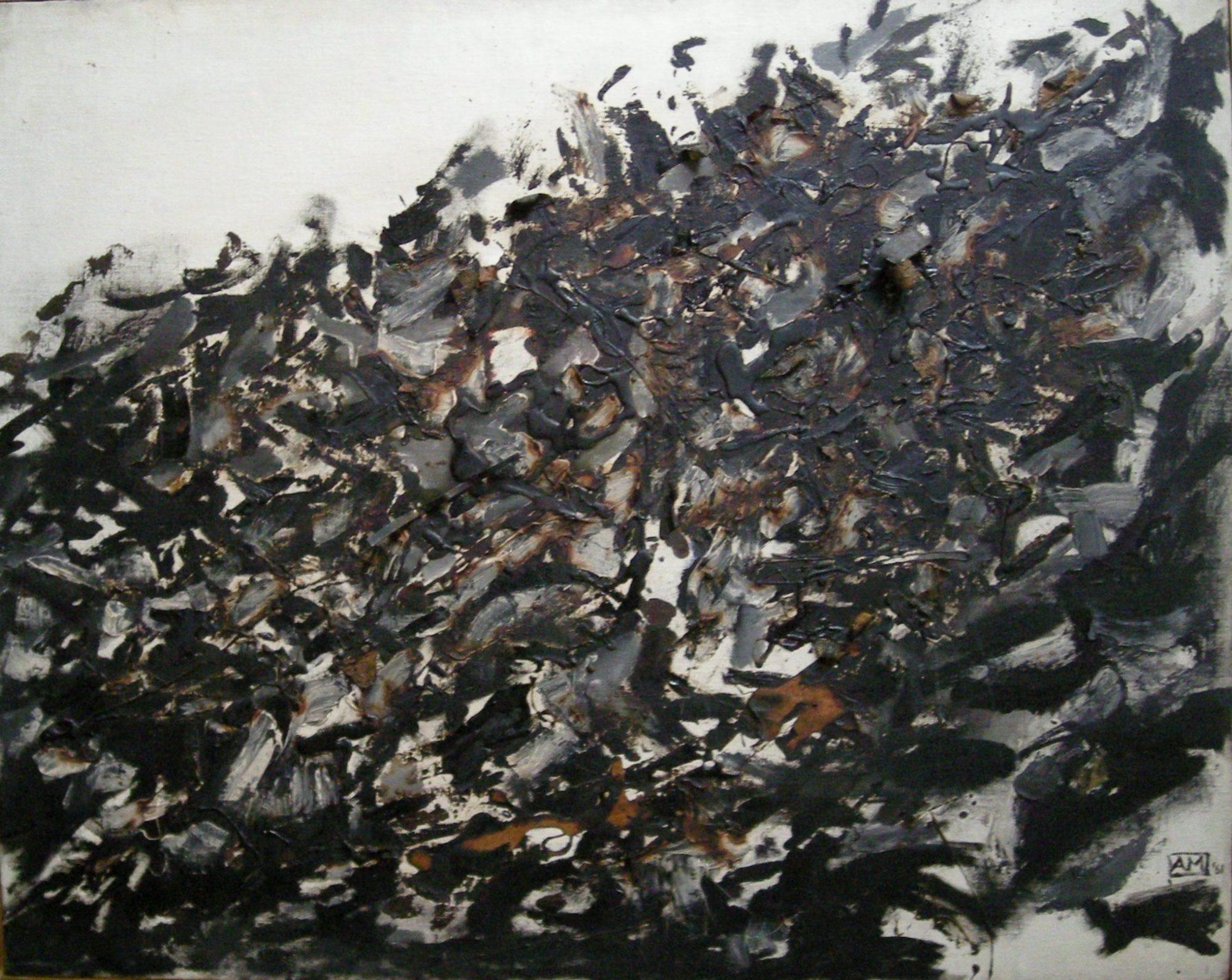 Anna Mayerson - untitled