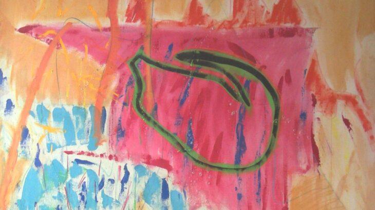 Gary Wragg - Green Snake
